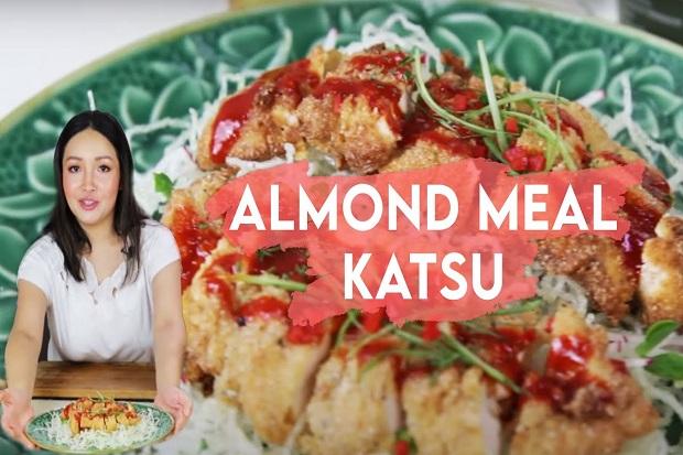 Resep Almond Chicken Katsu ala Chef Rinrin Marinka, Cocok untuk Diet