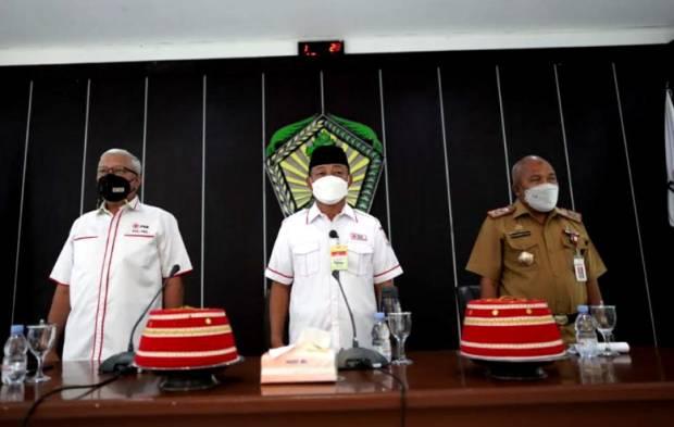 PMI Bantu Pemkab Gowa Akselerasi Penanganan Covid-19