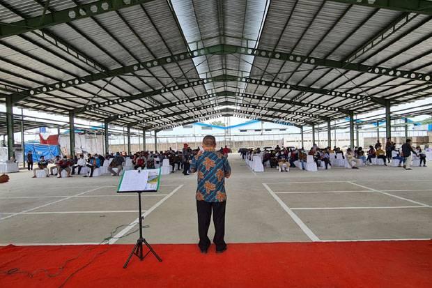 Terbesar dan Terlengkap, Pasar Induk Jatiuwung Tangerang Resmi Dioperasikan