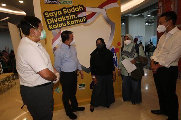 Vaksinasi Guru Digeber untuk Persiapan Sekolah Tatap Muka di Jakarta