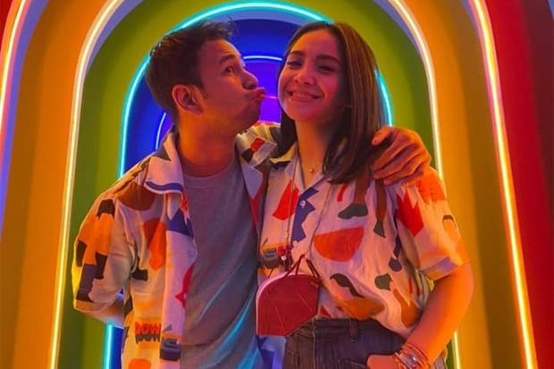 Pantesan Jarang Cemburu, Nagita Slavina Ngaku Nggak Cinta Raffi Ahmad
