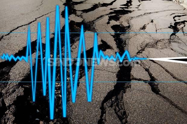 Aktivitas Sesar Walanae Picu Gempa 4,3 SR di Bulukumba