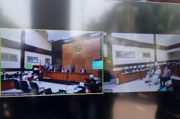 Wali Kota Bogor Bima Arya Bersaksi di Sidang Habib Rizieq Shihab