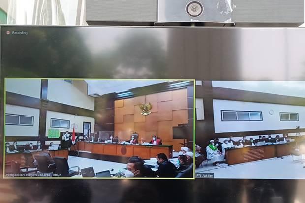 Kuasa Hukum Habib Rizieq: Kasus Swab Test RS UMMI Perkara Politis yang Dipaksakan