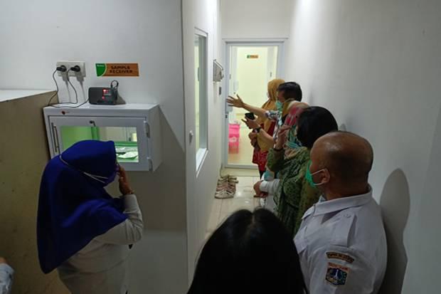 Halmera Lab Jadi Tempat Tes Covid-19 ke-14 di Jakarta Utara