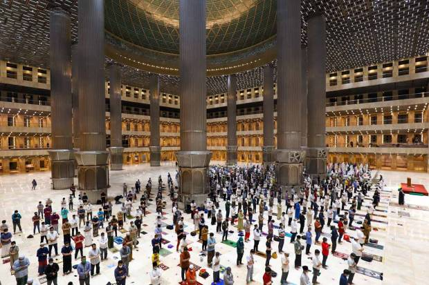 Cegah Penyebaran Corona, Pemkab Bogor Perketat PPKM Selama Ramadhan dan Idul Fitri