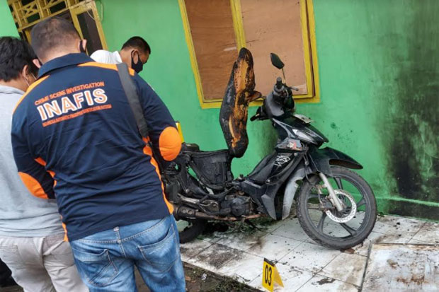 Polisi Berhasil Identifikasi Pelempar Bom Molotov Asrama Mahasiswa