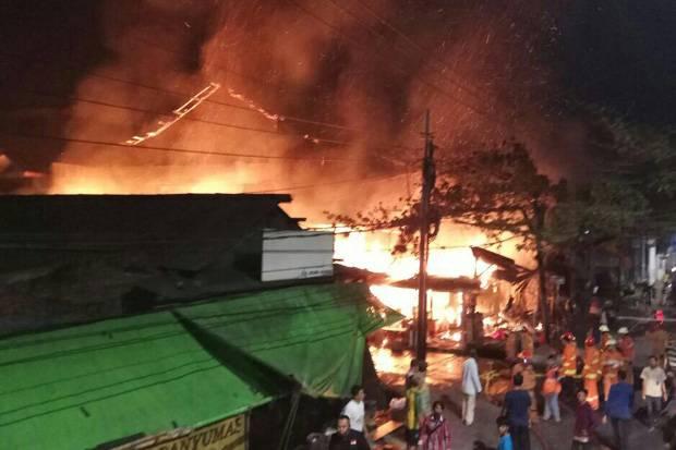 Tekan Frekuensi Kebakaran Turun, Kadis Gulkarmat DKI Pakai Taktik Ini