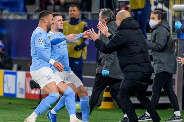 Tembus Semifinal, Guardiola Siap Ukir Sejarah Bersama Man City