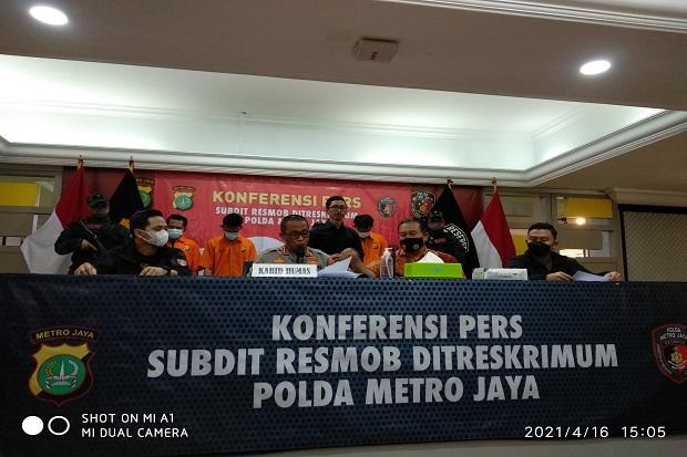 Pencopet Spesialis Bus Transjakarta Dicokok Polisi, Sudah Beraksi sejak 2018