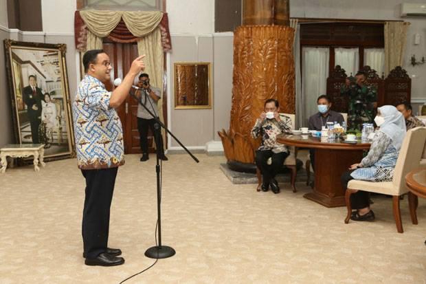 Berkunjung ke Cilacap, Anies Singgung Beda Pejabat dan Pemimpin