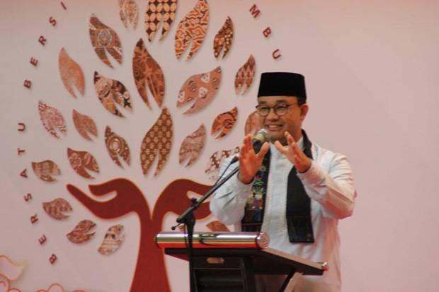HUT Ke-3 LRT Jakarta, Anies: Terus Berikan Layanan Terpercaya