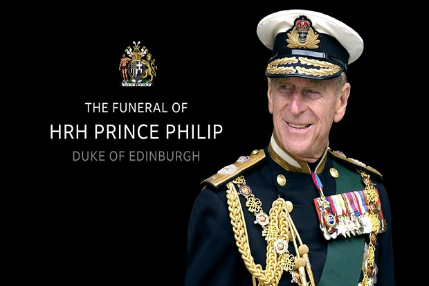Ratu Elizabeth II Kuburkan Pangeran Philip Hari Ini, Begini Prosesi Megahnya