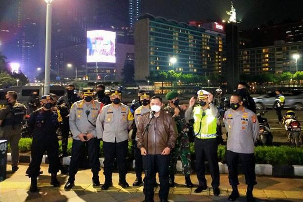 Kapolda Metro Jaya: 34 Kendaraan Motor Terjaring Operasi Keselamatan Jaya