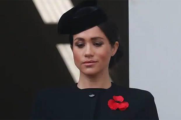 Meghan Markle Tak Lewatkan Siaran Prosesi Pemakaman Pangeran Philip di Televisi