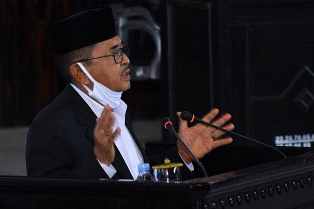 Palopo Masuk Zona Hijau, Judas Amir Minta Prokes di Masjid Tetap Diperketat