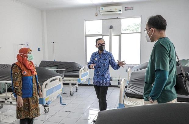 RS Lapangan Kota Bogor Resmi Dinonaktifkan, Bima Arya: Kita Tetap Waspada Covid-19