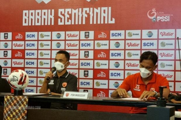 Langkah PSM Terhenti di Semifinal, Zulkifli: Ini Sudah Pencapaian Luar Biasa