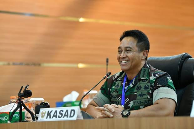 Anggota TNI-Polri Dikeroyok di Jaksel, KSAD: Mereka di Situ Ngapain?