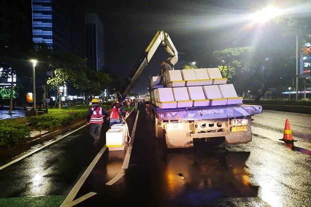 Pemprov DKI Jakarta Akhirnya Buka Sayembara Desain Jalur Sepeda Terproteksi, Cek Hadiahnya