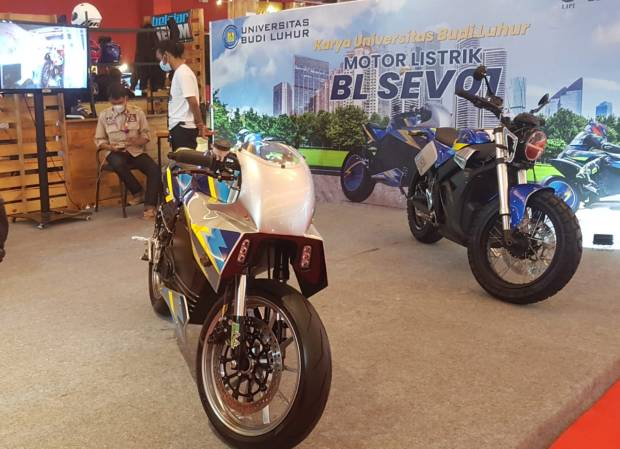 Bertenaga Tambah Sangar, UBL Oprek Kaki-Kaki BL-SEV01