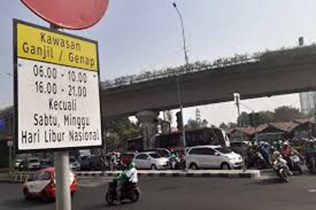 Jakarta Macet Lagi, Polda Metro dan Pemprov DKI Belum Bahas Ganjil Genap