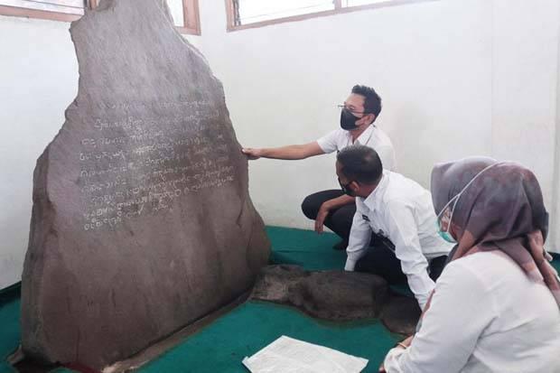 Bogor Tuan Rumah Jaringan Kota Pusaka Indonesia, Syarifah Tinjau Cagar Budaya Batutulis