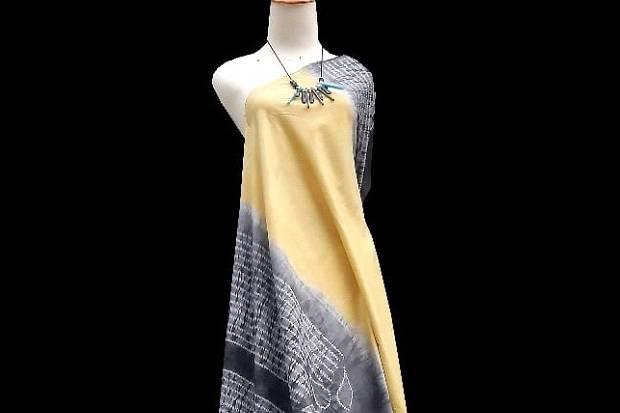 Perempuan Desa Peduli Gambut Kalsel Dukung Penuh Fesyen Berkelanjutan