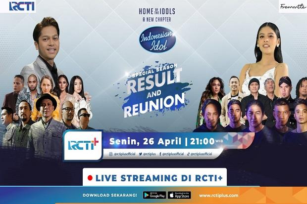 Yuk Dukung Mark dan Rimar di Result & Reunion Indonesian Idol Special Season Malam Ini!