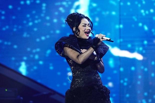 Anang Hermansyah Senyum Sumringah Melihat KD Tampil di Result and Reunion Indonesian Idol