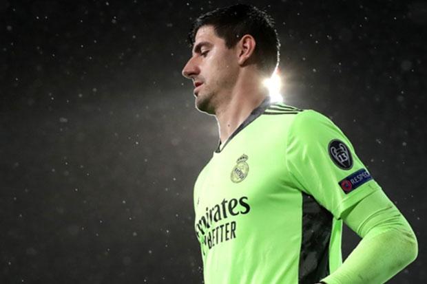 Courtois Jadikan Pertandingan Leg Kedua Lawan Chelsea Seperti Final