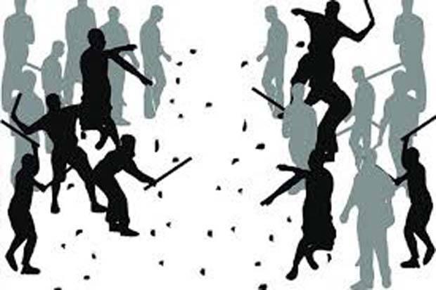 Asyik Nongkrong di Warung Kopi, Seorang Remaja di Depok Ditebas Celurit