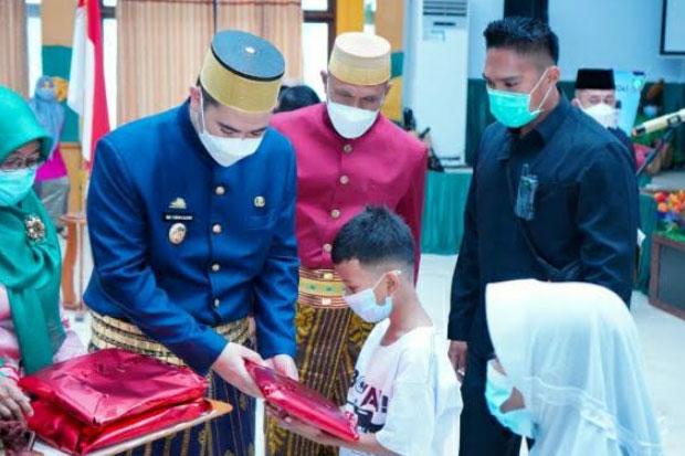 Program Pangkep Cerdas Diluncurkan Bersamaan Hardiknas 2021