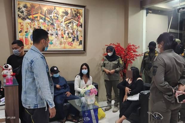 6 PSK Online di Bogor Terjaring Razia Satpol PP