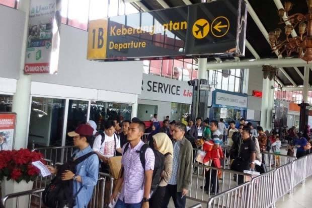 Prosedur Baru Kedatangan Penumpang di Bandara Soetta