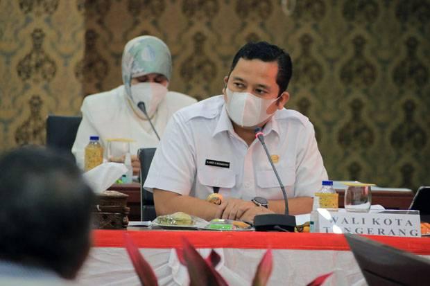 Dialog Nasional Apeksi, Wali Kota Tangerang Ungkap Mahalnya Urus Izin Investasi