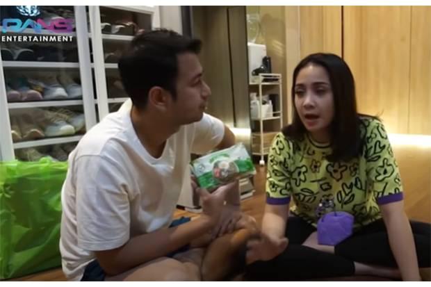 Hobi Kulineran, Nagita Slavina Tak Batasi Makanan selama Hamil