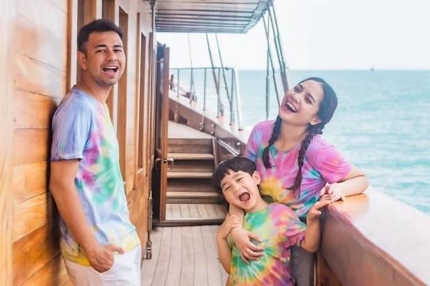 Raffi Ahmad dan Nagita Slavina Belum Sepaham soal Jenis Kelamin Anak Kedua