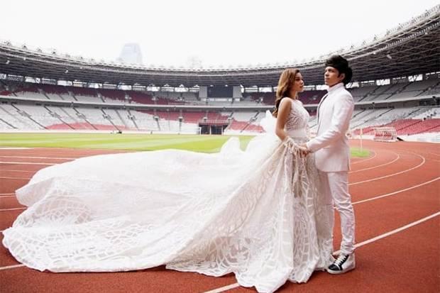 Atta dan Aurel Berharap Bisa Gelar Resepsi Pernikahan di Turki