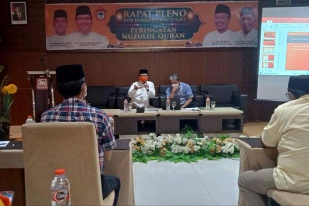 Evaluasi Plt, Kosgoro Sulsel Pastikan Pelantikan Pengurus Kabupaten/Kota