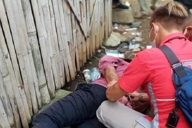 Maling Ponsel di Dalam Rumah Kepergok, Pelaku Aniaya Ibu Rumah Tangga
