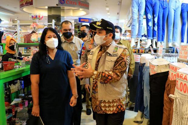 Langgar Prokes, Pemkot Tangerang Beri Teguran Keras kepada TangCity Mall
