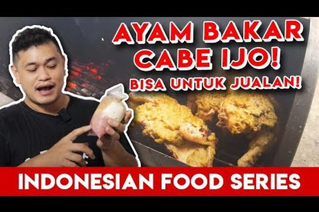 Rekomendasi Menu Buka Puasa Hari Ini: Resep Ayam Bakar Cabe Ijo ala Eric Herjanto