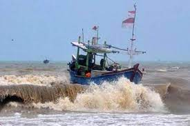 Gelombang Tinggi Berpotensi Terjadi di Selat Makassar Pada 4-6 Mei 2021