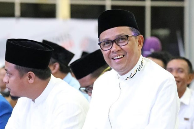 Bantu Pembangunan Sejumlah Masjid Miliran Rupiah, NA Dikenal Cinta Masjid