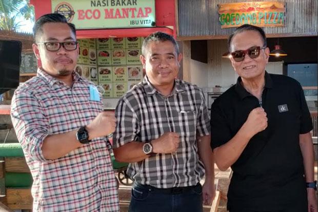 Dapat Dukungan Gerindra Dampingi Budiman, Deddy Muller Temui Partai Hanura