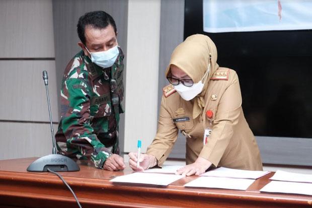 Penyelesaian Batas Wilayah Kabupaten Gowa Mengacu pada Topdam