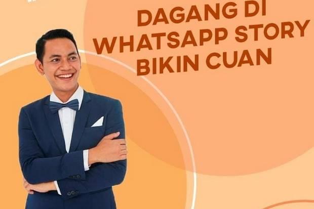 Podcast Gelisah, Dagang di Whatsapp Story Bikin Cuan
