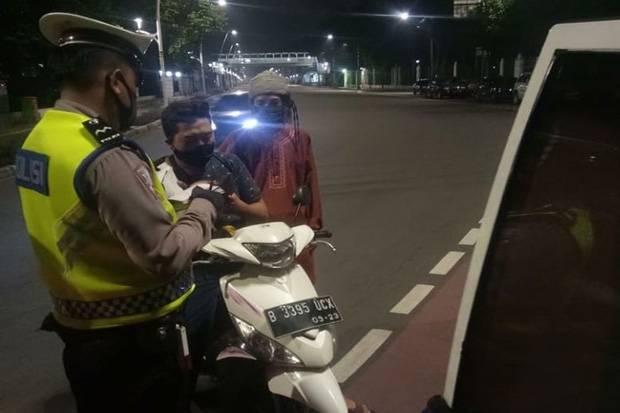 Polda Metro Kembali Gelar Razia Knalpot Bising di Sejumlah Titik di Jakarta