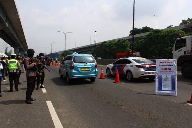 DKI Jakarta Keluarkan SIKM Hanya untuk Orang-orang Ini Saja, Catat!